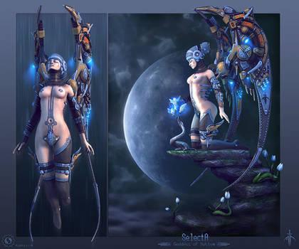 Goddess of System
