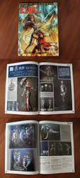 Fantasy Art magazine by stalsky