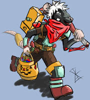 Trick or BASTION by Nsyse