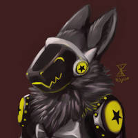 Star Protogen Headshot by Nsyse