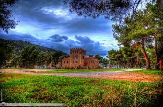 Castle on Cranae Island