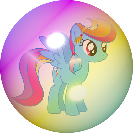 my_little_pony___rainbow_dash_bubble_by_kinakojurai-d5evxi5.png (567×567)