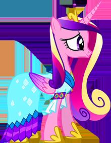 my little pony how to draw princess cadence