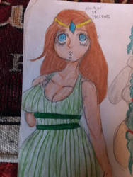 Mother of Hermes by GodblessUSA1234567