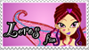 Leros Fan Stamp by PurpleAmharicCoffee