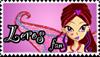 Leros Fan Stamp by PurpleAmharicCoffee