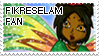 Fikreselam Fan Stamp by PurpleAmharicCoffee