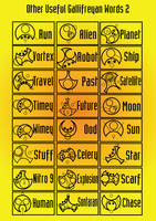 Other useful Gallifreyan words 2 by PurpleAmharicCoffee