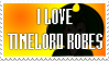 Timelord Robes Stamp by PurpleAmharicCoffee