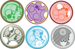 Timelord Chapters: Sherman's Planet Gallifreyan