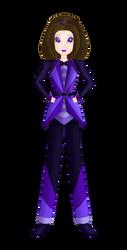 SFP New Style: Hamrawit Magic Witch by PurpleAmharicCoffee