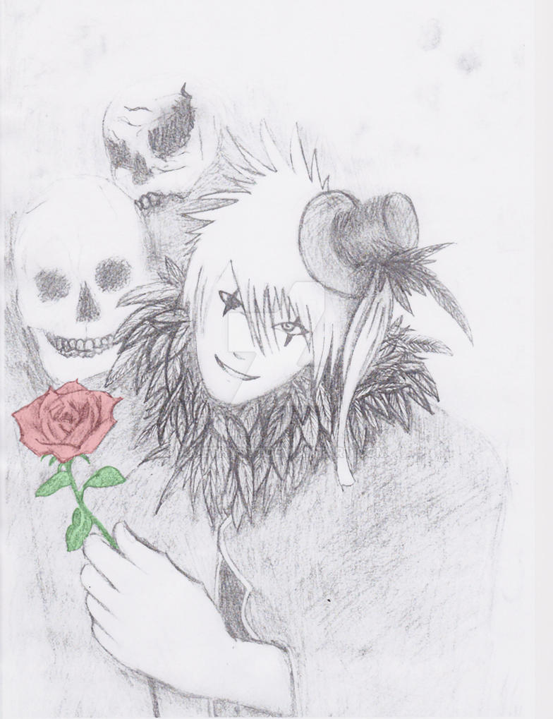 Skulls And Roses by Amethyst1