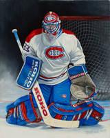Patrick Roy by keithdiemerhockey