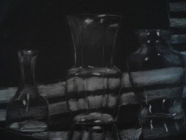 Standing Vases