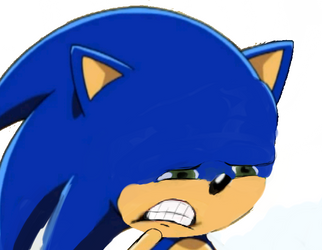 Me after watching Sonic in the new trailer. by Progamuffin