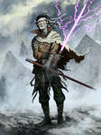 Guldar Maearn/ Blind Wanderer/ Swordman/ Drow.
