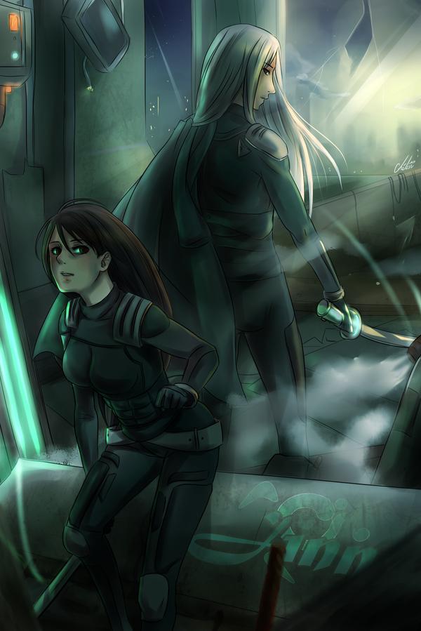 Jinn: Mission by Cygnetzzz
