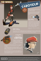 Team Fortress 2 - Saboteur