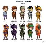 Terraria Armors