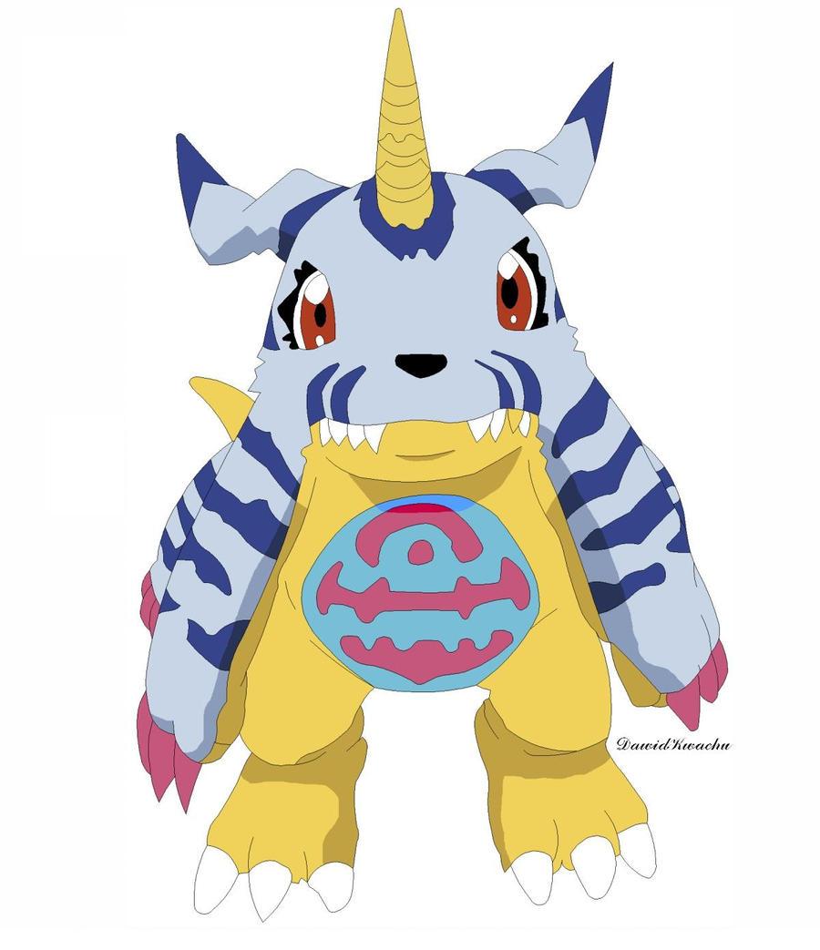 Digimon - Gabumon