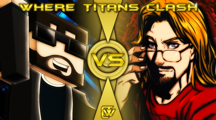 WTC: Ssundee vs Maximilian Dood Prelude by ChrisNest on