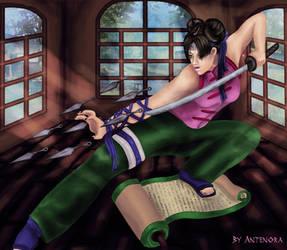 Naruto Girls Kick Ass 2