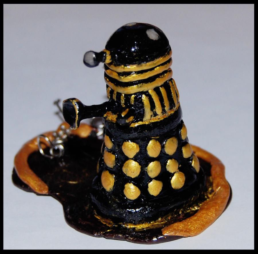 Dalek by A-n-t-e-n-o-r-A
