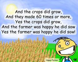 Happy Farmer by animalloz