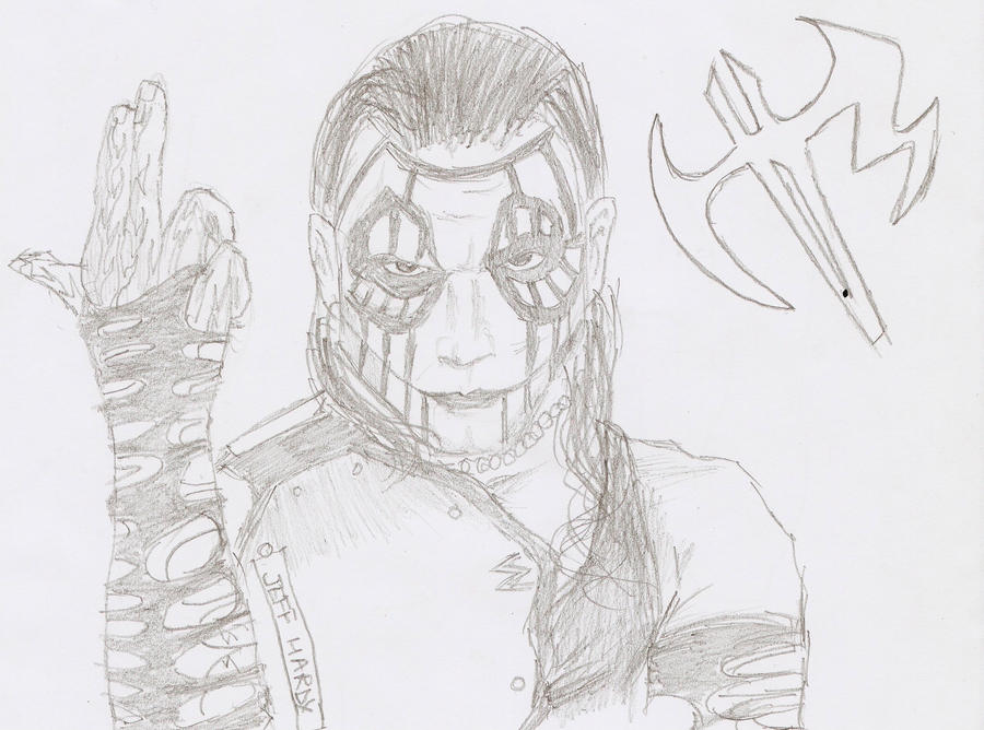Jeff Hardy Swanton Bomb Drawing Jeff Hardy Drawings&form