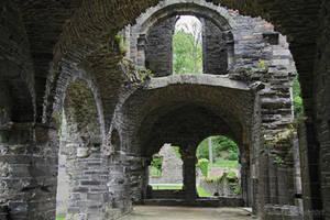 Ruins of Villers-la-Ville 1