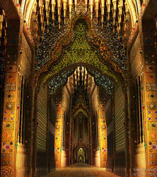 The Corridor by nahojis