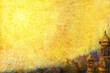 Sun celebration by nahojis