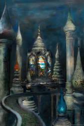 Mausoleum by nahojis