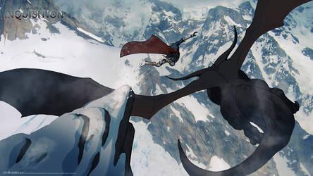 DA:I - Leap by MattRhodesArt