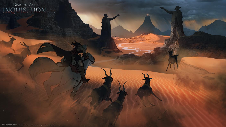 da_i___desert_rider_by_mattrhodesart-d86