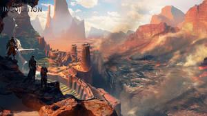 DA:I - Adamant Fortress