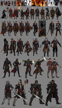 DA:I - Some Inquisitor Development