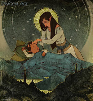World of Thedas 2 - Mir Da'len Somniar