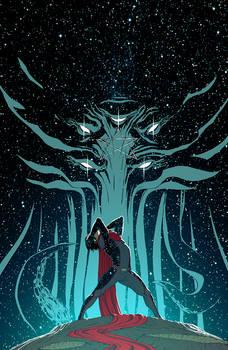 Variant cover for Marvel's New Avengers