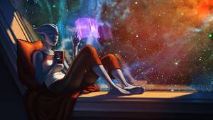 Farewell to Mass Effect