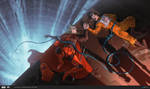 ILM Art Department Challenge: The Moment - Bespin