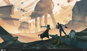 ILM Art Department Challenge: The Job - Twelve!