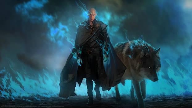 Dread Wolf