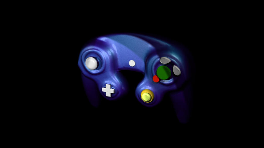 Gamecube Controller Wallpaper | www.imgkid.com - The Image ...