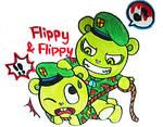 HTF Flippy vs Flippy