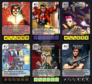 Dicemasters Comics3