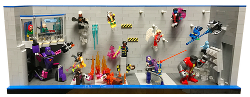 Lego Danger Room 2 by Rogue24