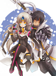 Elsword: Eve and Raven