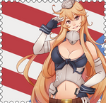 USS Iowa from Kantai collection
