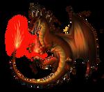 Nightwood - Fire Dragon